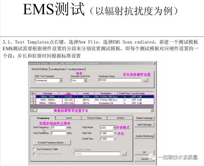 电磁兼容EMC32测试软件的操作大课堂