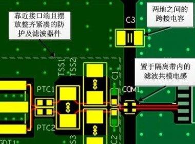 电磁兼容RS485接口EMC电路设计方案