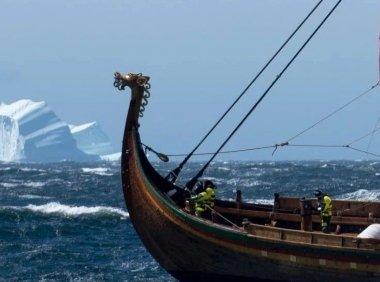 """世界上那些""""奇声异响""""的地方:维京海盗篇"""